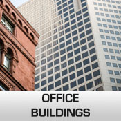 office buildings commercial pest control