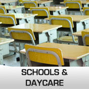 schools daycare commercial pest control