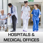 hospitals medical office commercial pest control