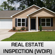 real estate inspection wdir commercial pest control