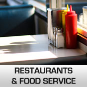 restaurant food service commercial pest control