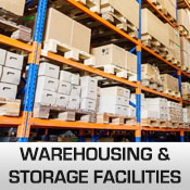 warehousing storage commercial pest control